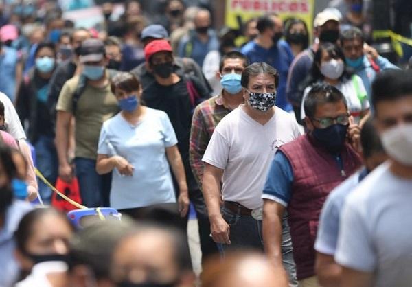 Advierten que enero y febrero serán los peores meses de la pandemia en México