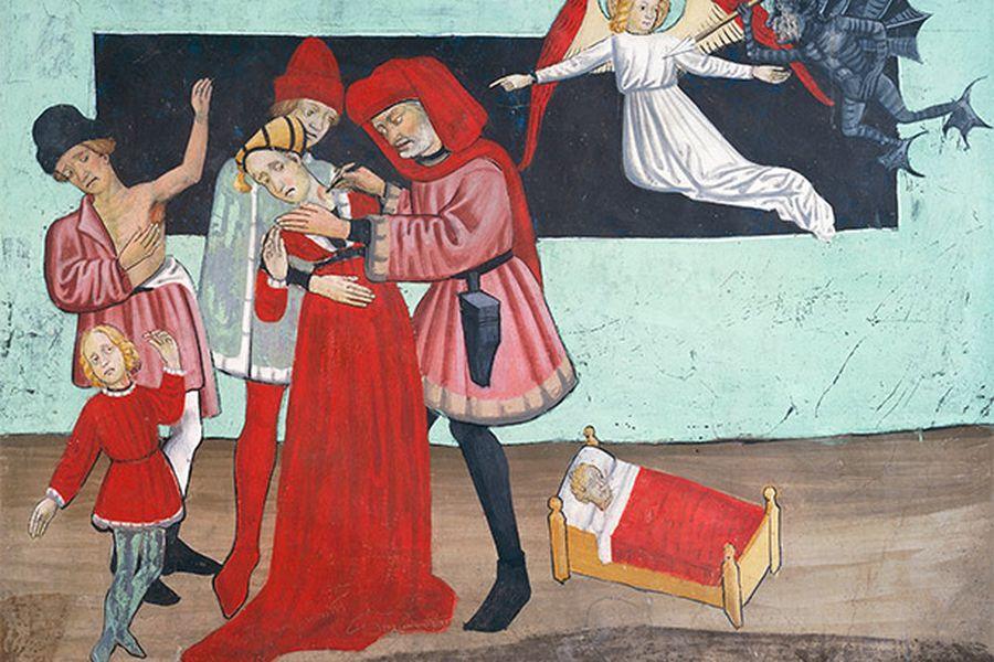 Después de Vikingos, su creador tiene en mente una miniserie sobre la peste bubónica